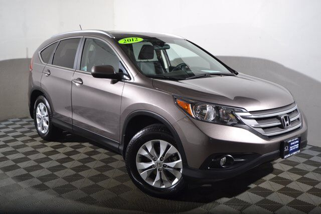 2012 Honda CR-V EX-L Seattle WA