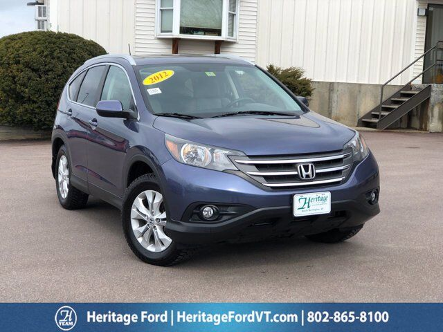 2012 Honda CR-V EX-L South Burlington VT