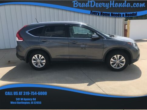 2012_Honda_CR-V_EX-L_ West Burlington IA