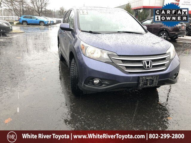 2012 Honda CR-V EX-L White River Junction VT