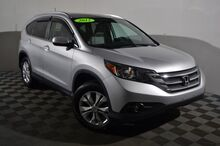 2012_Honda_CR-V_EX-L_ Seattle WA