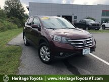 2012 Honda CR-V EX South Burlington VT