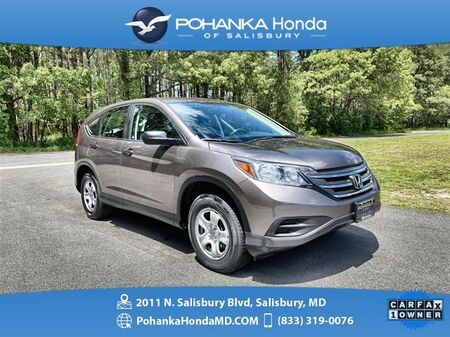 2012_Honda_CR-V_LX ** GUARANTEED FINANCING ** ONE OWNER **_ Salisbury MD