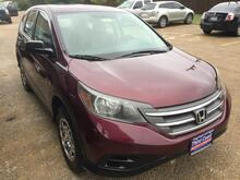 2012_Honda_CR-V_LX 2WD 5-Speed AT_ Austin TX