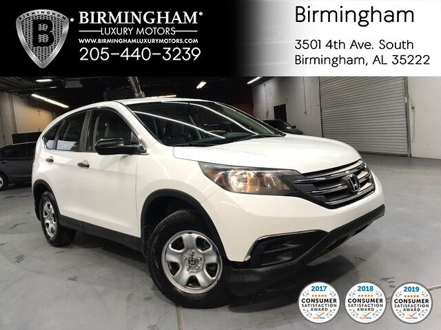 2012 Honda CR-V LX 4WD 5-Speed AT Birmingham AL