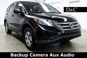 2012_Honda_CR-V_LX Backup Camera Aux Audio_ Portland OR