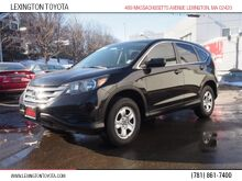 2012_Honda_CR-V_LX_ Lexington MA