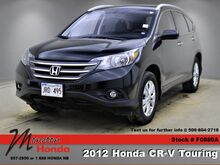 2012_Honda_CR-V_Touring_ Moncton NB