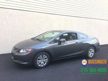2012_Honda_Civic Coupe_LX_ Feasterville PA