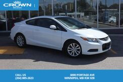 2012_Honda_Civic Cpe_EX **Bluetooth/Automatic Transmission**_ Winnipeg MB