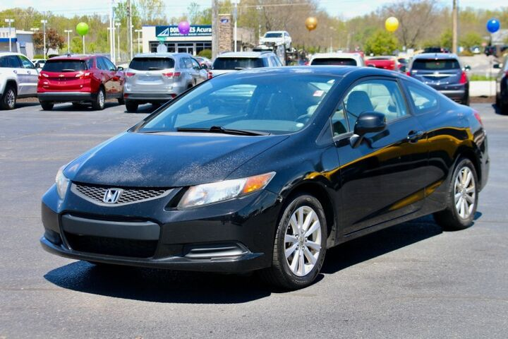 2012 Honda Civic Cpe EX Fort Wayne Auburn and Kendallville IN