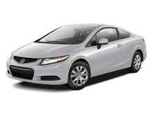 2012_Honda_Civic Cpe_LX_ Wichita Falls TX