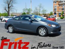 2012_Honda_Civic Cpe_LX_ Fishers IN