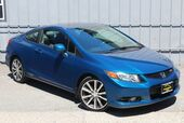 2012 Honda Civic Cpe Si
