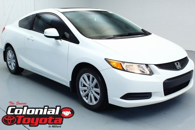 2012 Honda Civic EX-L Milford CT