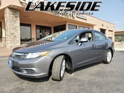 2012_Honda_Civic_EX-L Sedan 5-Speed AT_ Colorado Springs CO