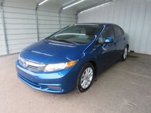 2012_Honda_Civic_EX-L Sedan 5-Speed AT_ Dallas TX
