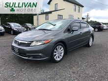 2012_Honda_Civic_EX-L Sedan 5-Speed AT_ Woodbine NJ