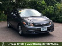 2012 Honda Civic EX-L South Burlington VT