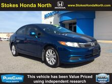 2012_Honda_Civic_EX_ North Charleston SC