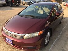 2012_Honda_Civic_EX Sedan 5-Speed AT_ Austin TX