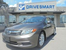 2012_Honda_Civic_EX Sedan 5-Speed AT_ Columbia SC