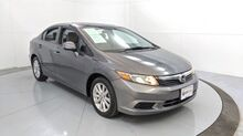 2012_Honda_Civic_EX Sedan 5-Speed AT_ Dallas TX