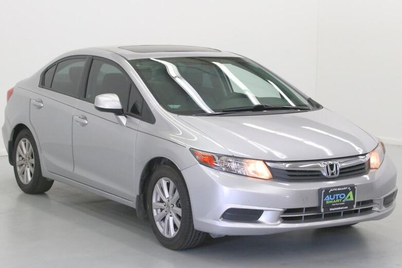 2012 Honda Civic EX Sedan 5-Speed AT Texarkana TX