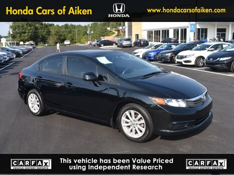 2012_Honda_Civic_EX_ Aiken SC