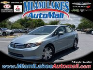 2012 Honda Civic Hybrid Miami Lakes FL