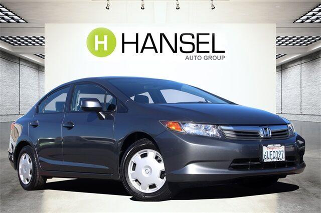 2012 Honda Civic LX Santa Rosa CA