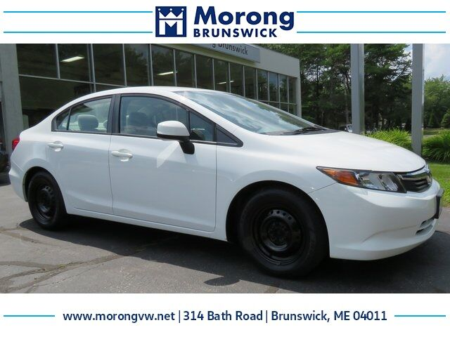 2012 Honda Civic LX Brunswick ME