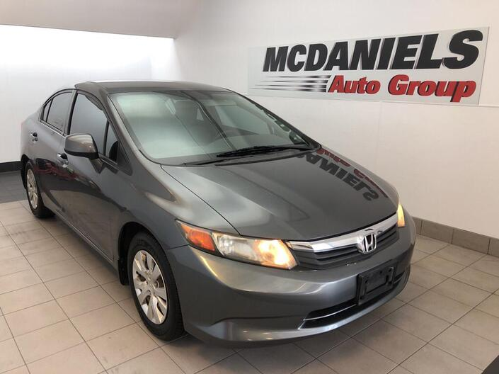 2012 Honda Civic LX Columbia SC