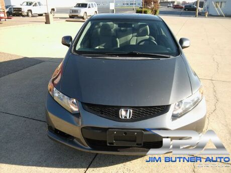 2012 Honda Civic LX Coupe 5-Speed AT Clarksville IN