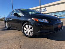 2012_Honda_Civic_LX Coupe 5-Speed AT_ Jackson MS