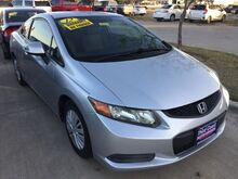2012_Honda_Civic_LX Coupe 5-Speed MT_ Austin TX