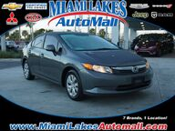 2012 Honda Civic LX Miami Lakes FL
