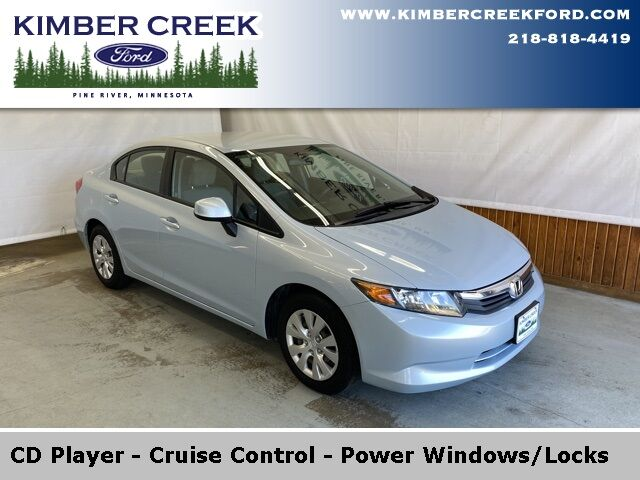 2012 Honda Civic LX Pine River MN