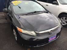 2012_Honda_Civic_LX Sedan 5-Speed AT_ Austin TX
