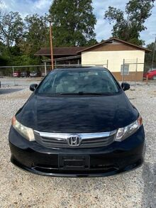 2012_Honda_Civic_LX Sedan 5-Speed AT_ Hattiesburg MS
