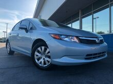 2012_Honda_Civic_LX Sedan 5-Speed AT_ Jackson MS