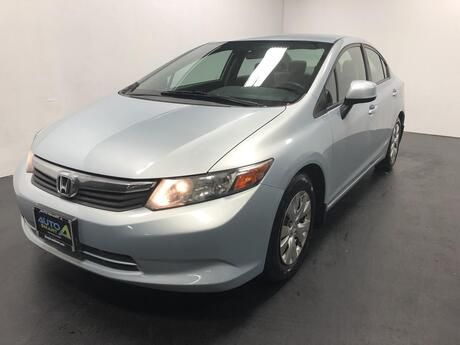 2012 Honda Civic LX Sedan 5-Speed AT Texarkana TX