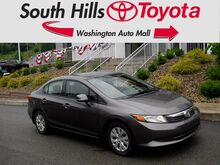 2012_Honda_Civic_LX_ Washington PA