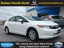 2012_Honda_Civic_LX_ North Charleston SC