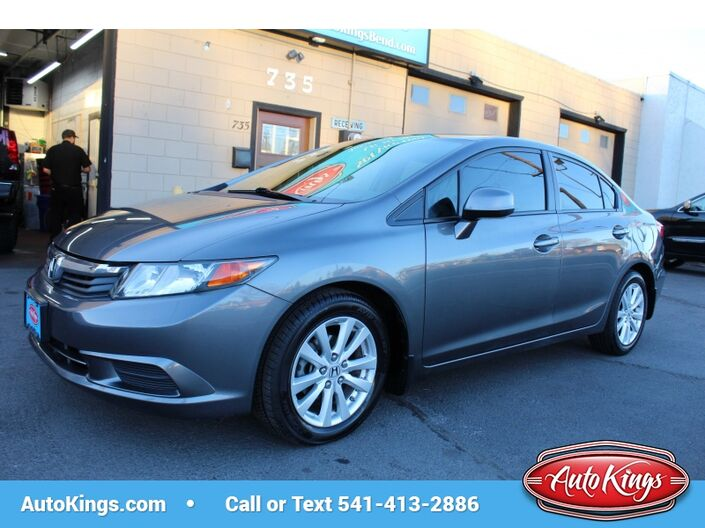 2012 Honda Civic Sdn 4dr Auto EX Bend OR