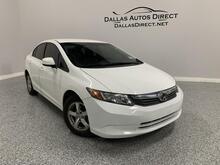 2012_Honda_Civic Sdn_CNG_ Carrollton  TX