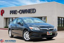 2012_Honda_Civic Sdn_EX_ Wichita Falls TX