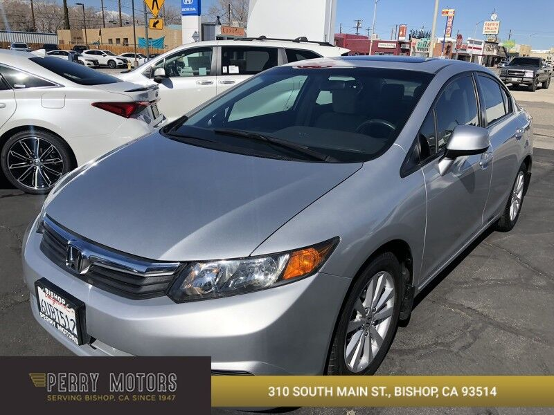 2012 Honda Civic Sdn EX Bishop CA