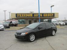 2012_Honda_Civic Sdn_EX_ Dallas TX