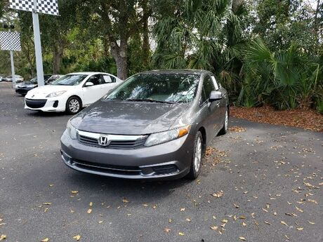 2012 Honda Civic Sdn EX Gainesville FL